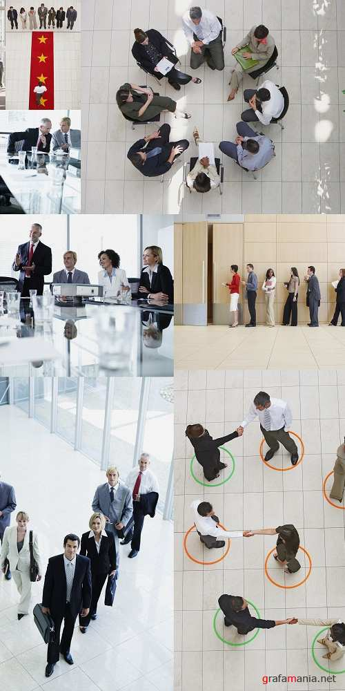 Stock photo: Corporate Culture