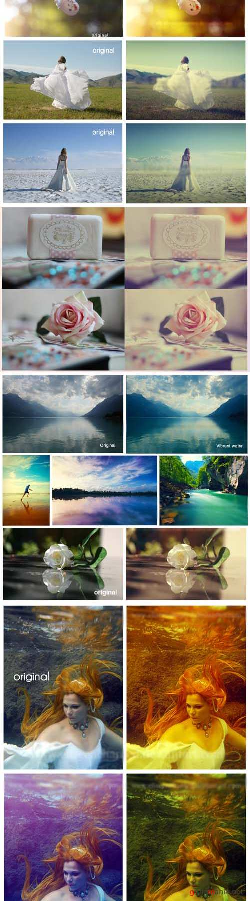 Cool Photoshop Action 2012 pack 410