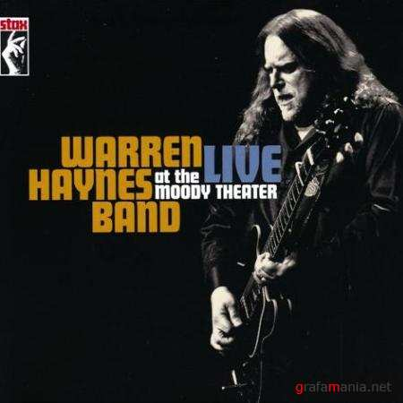 Warren Haynes Band - Live At The Moody Theater (2012/DVD-9)