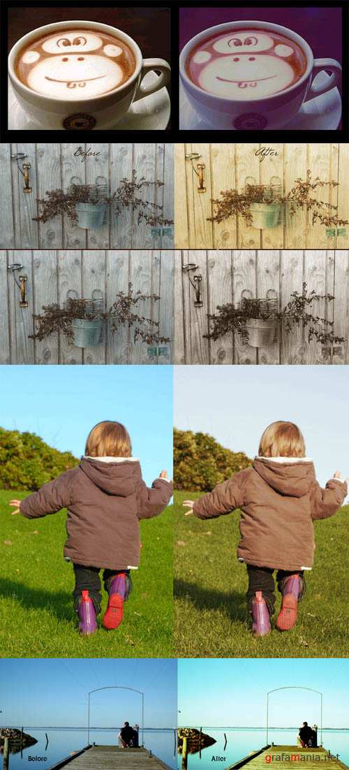 Photoshop Actions 2012 pack 594
