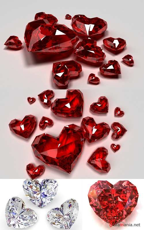 Heart Jewels