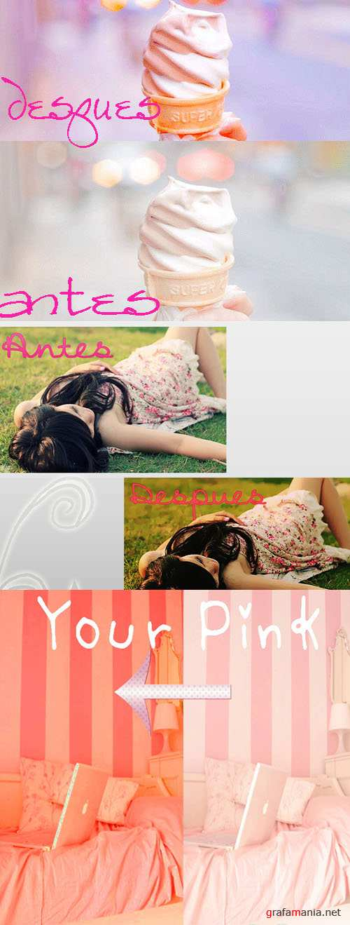 Photoshop Actions 2012 pack 601