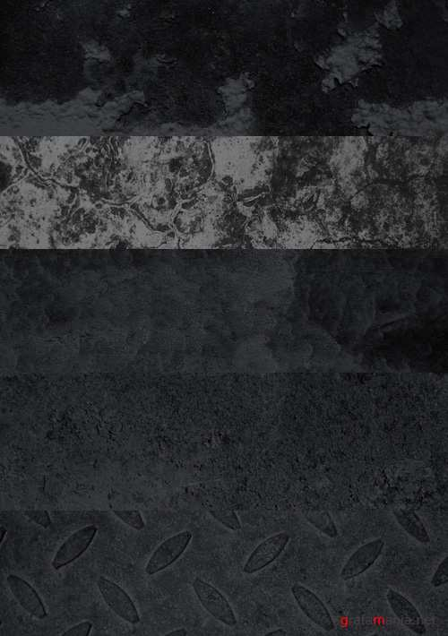 Black Dark Grunge Backgrounds 2