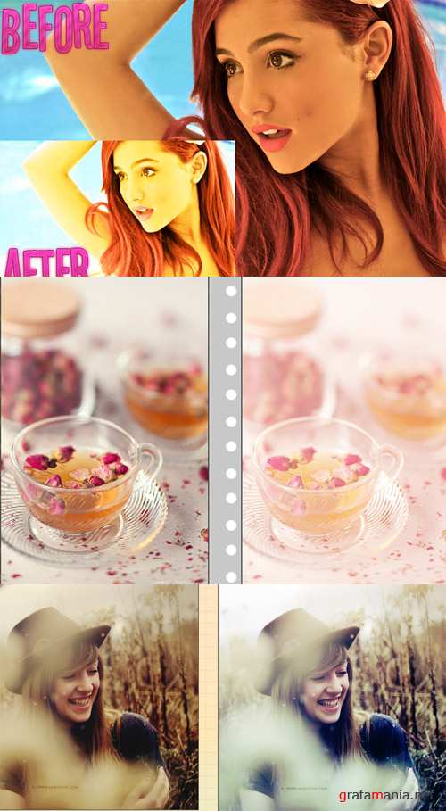 Photoshop Actions 2012 pack 621