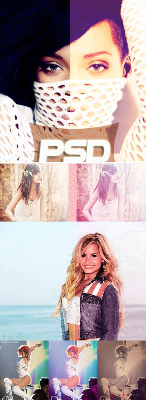 Photoshop Actions 2012 pack 631