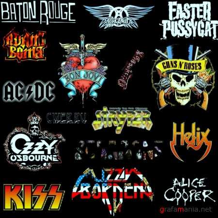 VA - Best of 80s Hard Rock & Metal (2012)