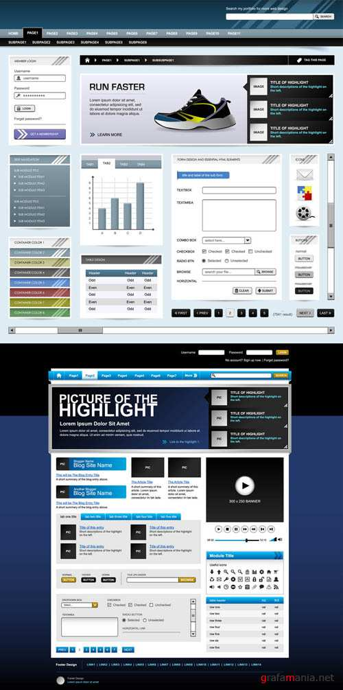 Interface Elements for the Site #38 EPS