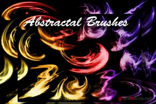 Abstractal Brushes Set