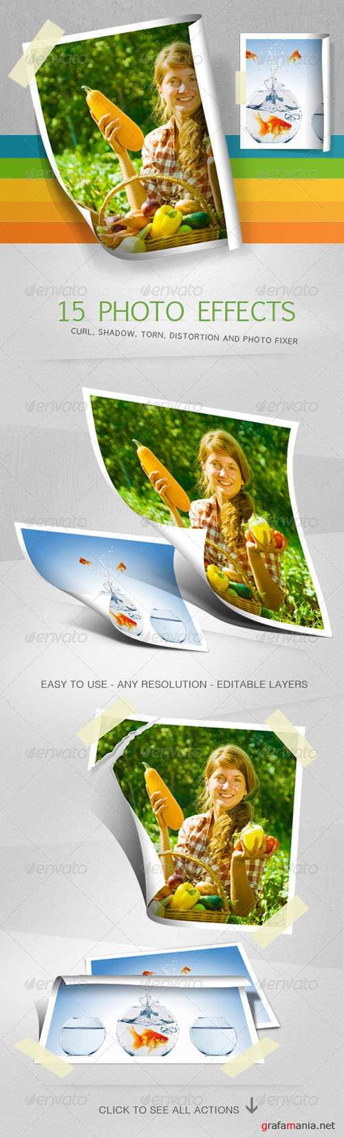 GraphicRiver - 15 Photo Effects 467017