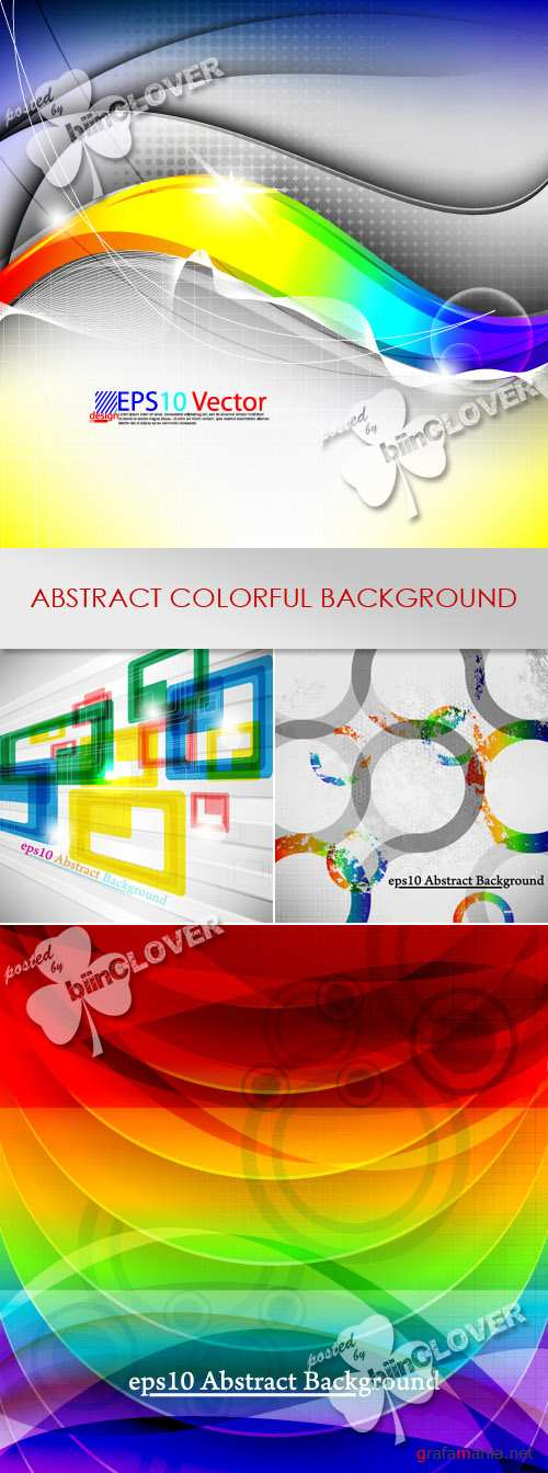 Abstract colorful background 0219
