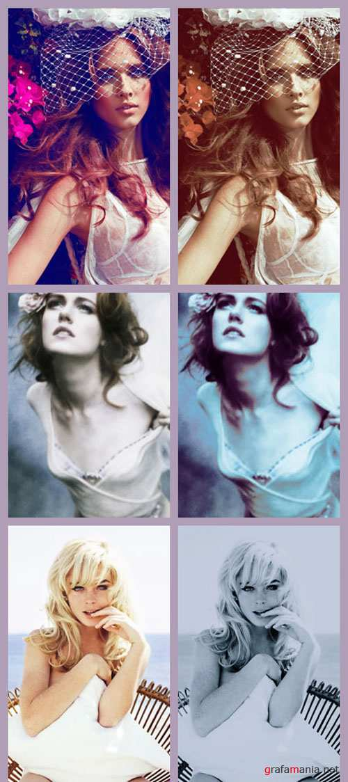Photoshop Actions 2012 pack 670