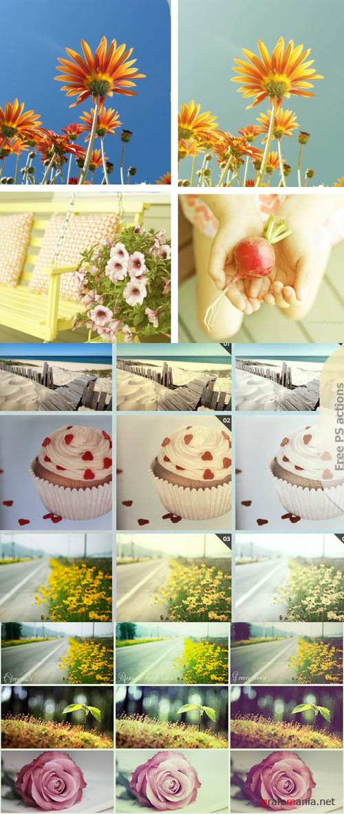 Photoshop Actions 2012 pack 673