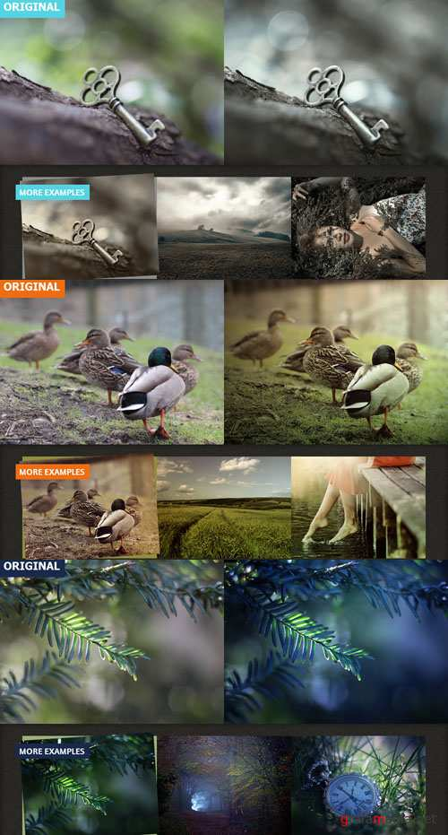 Photoshop Actions 2012 pack 690