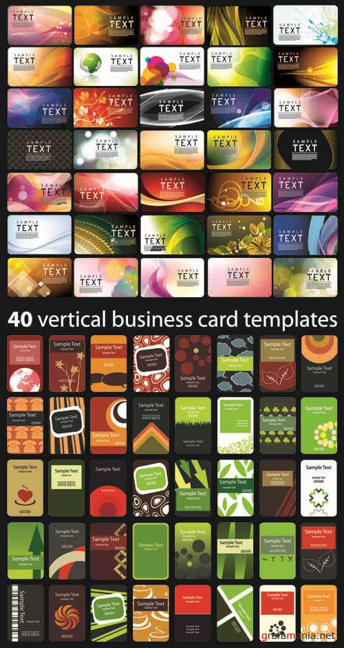 Business Cards - Vector Collection #26