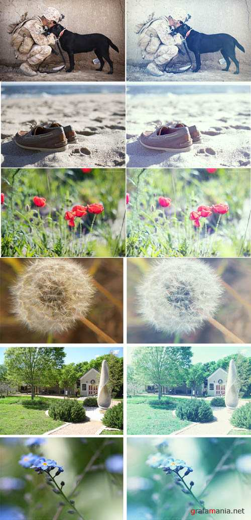 Photoshop Actions 2012 pack 725