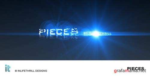 Pieces - Project for After Effects (Videohive) - REUPLOAD
