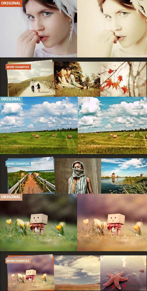 Photoshop Actions 2012 pack 726
