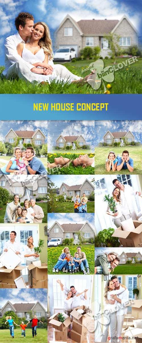 New house concept 0247