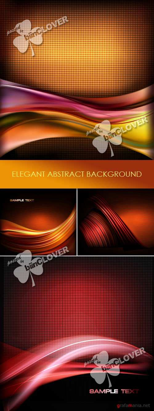 Elegant abstract background 0261
