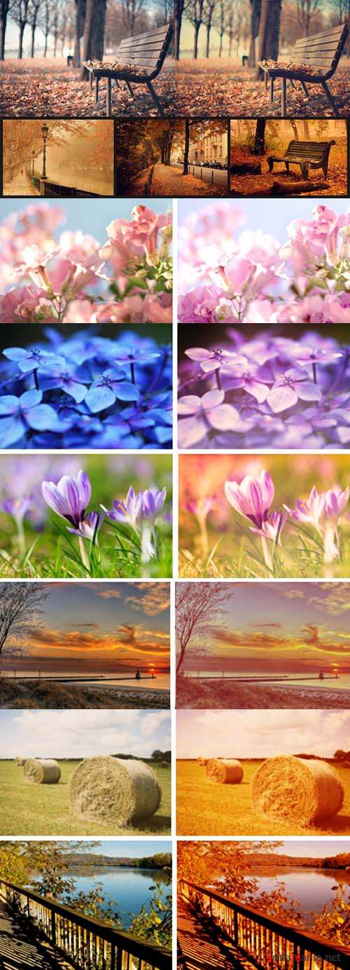 Photoshop Actions 2012 pack 763