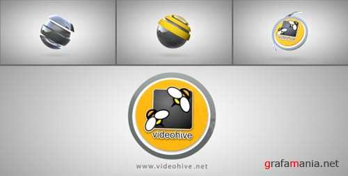Hi Tech Logo Reveal - Projects for After Effects (VideoHive)