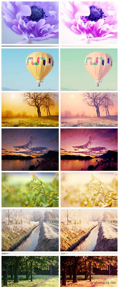 Photoshop Actions 2012 pack 767