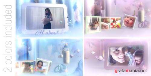 Lovely Baby - Project for After Effects (VideoHive)