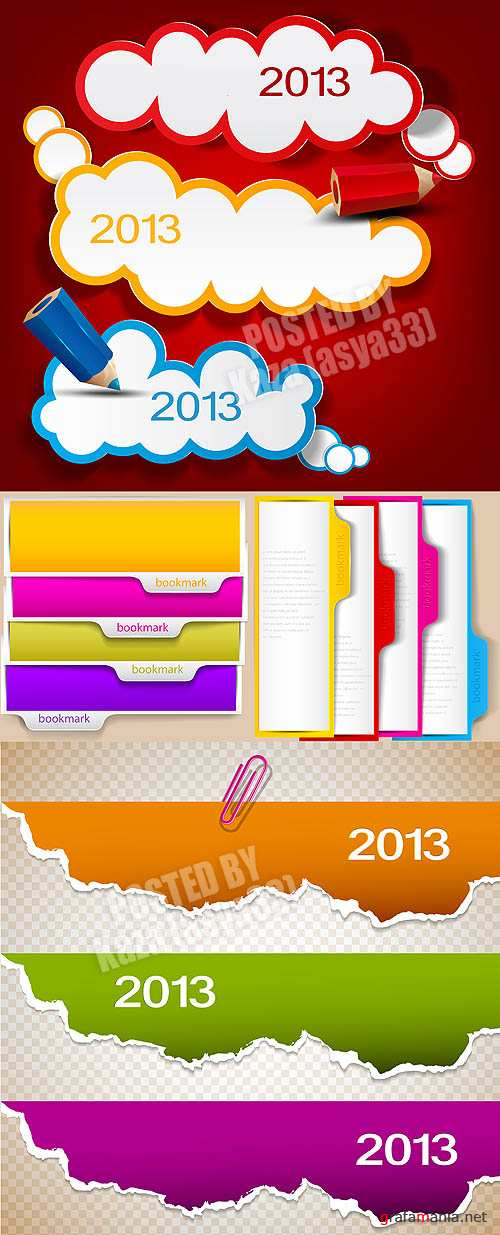 Bookmarks & clouds