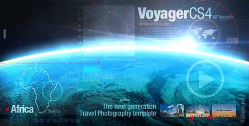 Voyager - Project for After Effects (VideoHive)