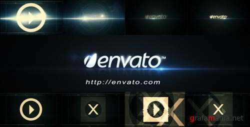 Futuristic Logo Opener - Project for After Effects (VideoHive)