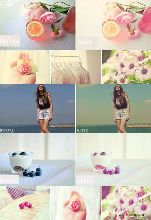 Photoshop Actions 2012 pack 798