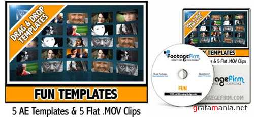 Footage Firm - Fun & Entertainment After Effects Templates