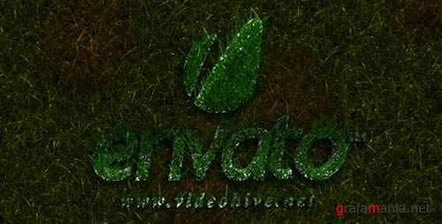 Grass Logo Reveal - Project for After Effects (VideoHive)