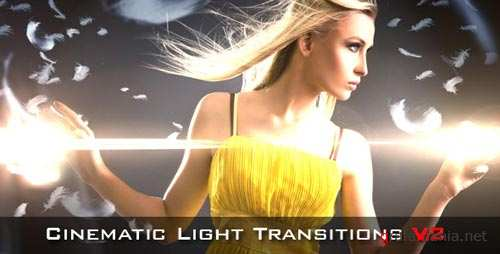 Cinematic Light Transitions V2 - 10 pack - Motion Graphics (VideoHive)