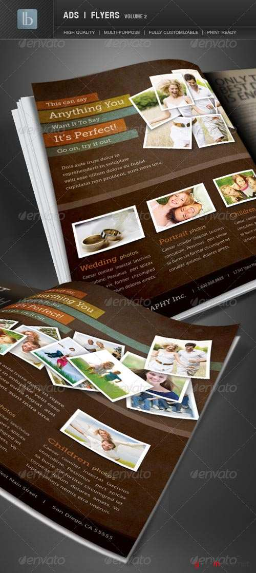 GraphicRiver Ads | Business Flyers | Volume 2