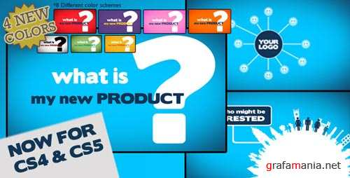 Promote Your Website/Business - Project for After Effects (VideoHive)