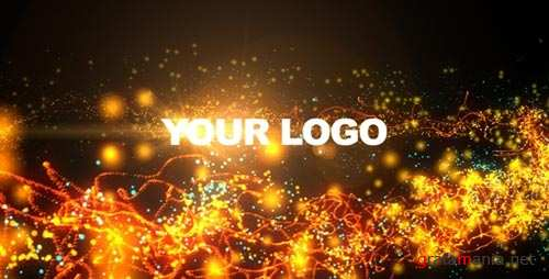 Logo Strings & Particles Animation - Project for After Effects (VideoHive)