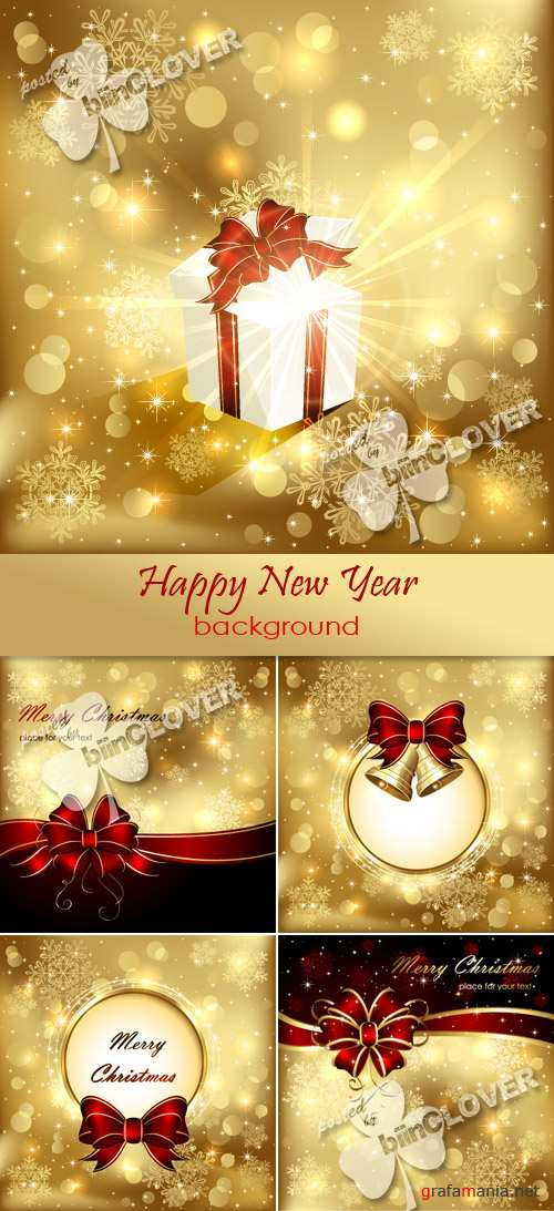 Happy New  Year background 0279
