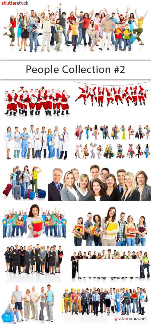 People Collection #2 - HQ 25 JPEG Stock Photo