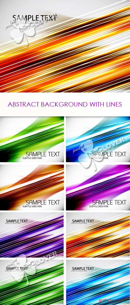 Abstract background with lines 0283