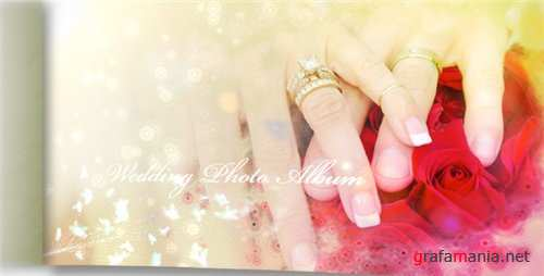 Wedding Photo Album And Slideshow II - After Effects Project (VideoHive)