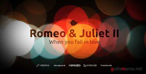 Romeo & Juliet II (When you fall in love) - After Effects Project (VideoHive)
