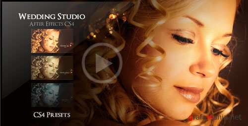 Wedding Studio - After Effects Project (VideoHive)