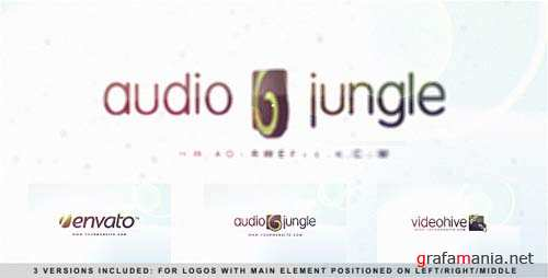 Roundslider Logo Reveler - After Effects Project (Videohive)
