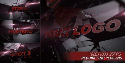Glass Project - After Effects Project (Videohive)