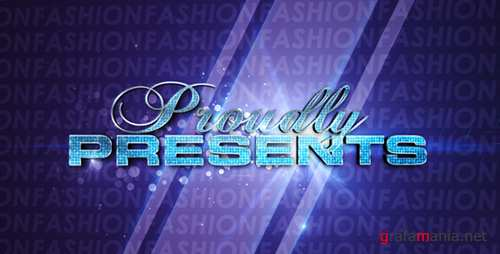 Fashion Promo 3 - After Effects Project (Videohive)