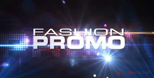 Fashion Promo - After Effects Project (Videohive)