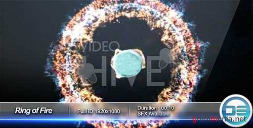 Ring of Fire - After Effects Project (Videohive)