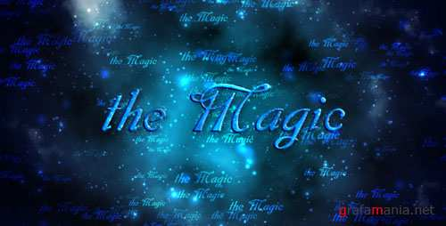 The Dark Magic - After Effects Project (Videohive)