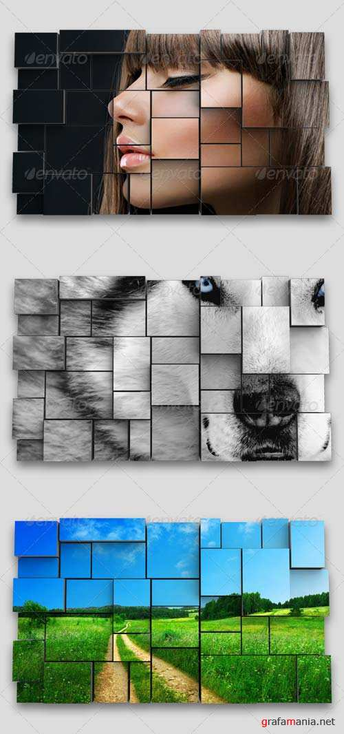 GraphicRiver Photo Box Effect